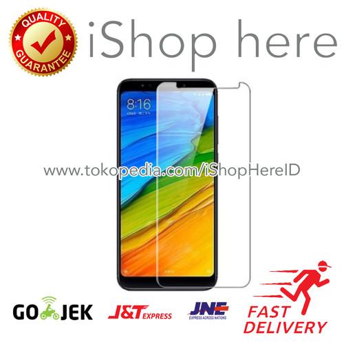 Foto Produk Tempered Glass Anti Gores Xiaomi Redmi Note 5 Pro 5A 6 6A MiA2 Mi6X - Note 5A 4 4X dari iShop Here