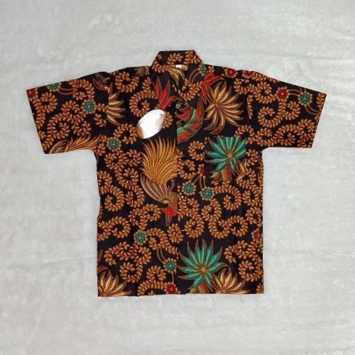 Foto Produk Kemeja Batik Anak ABG Grosir Baju Murah dari IDR 19