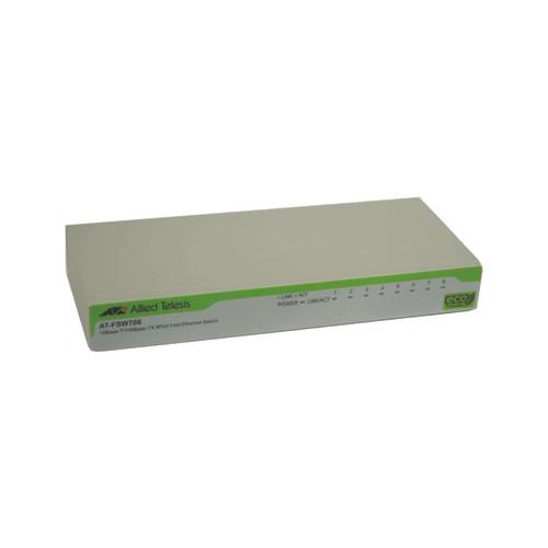 Foto Produk ALLIED TELESIS AT-FSW708 Switch 8 Port Internal Power Supply dari AdisatyaCom