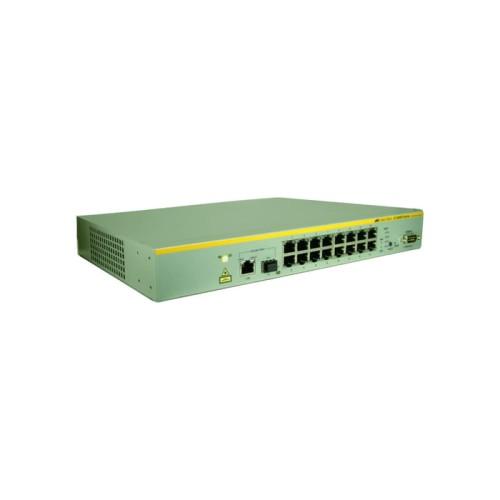 Foto Produk Allied Telesis AT-8000S/16 16 Port 10/100,1G/1SFP Managed Switch dari AdisatyaCom