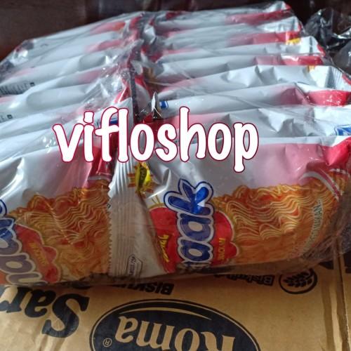 Foto Produk Mie Enaak/ Mie Gemez Enaak (sejenis Mie Kremes/ Anak Mas) isi 20 dari Viflo Shop
