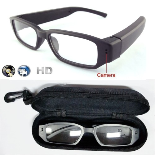 Foto Produk Kamera Kacamata Spy Camera Glasses HD Eyewear Video Recorder dari Beli ini