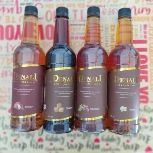 Foto Produk Syrup Denali All Flavor 750ml - Caramel dari Kieta_coffee