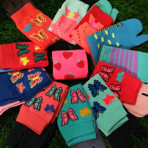 Foto Produk kaos kaki jempol anak/ paket 1 lusin dari firman sock jaya