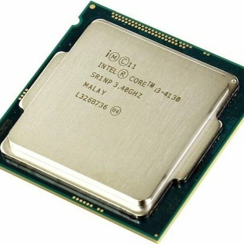 Foto Produk Intel Core i3 4130 LGA 1150 Tray + Fan ori dari t_pedia pc