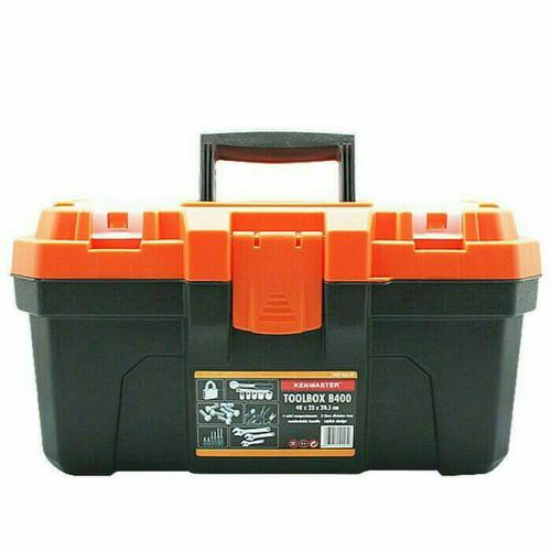 Foto Produk Kenmaster Tool Box B400 Toolbox b 400 dari Acckomputer