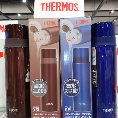 Foto Produk Thermos Bottle with stopper 500ml FFM-500 dari metha colektion