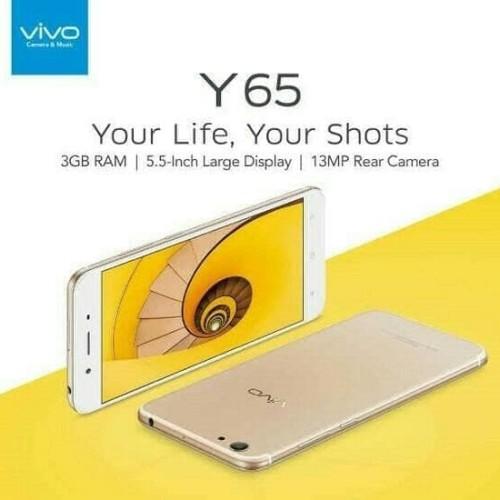 Foto Produk Vivo Y65 Ram 3GB Resmi dari Sentral Gadget