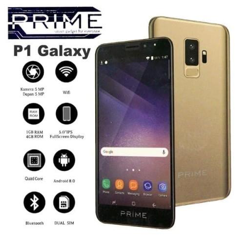 Foto Produk HP PRIME P1 GALAXY - 3G - LCD 5 INCH dari Prime Mobile