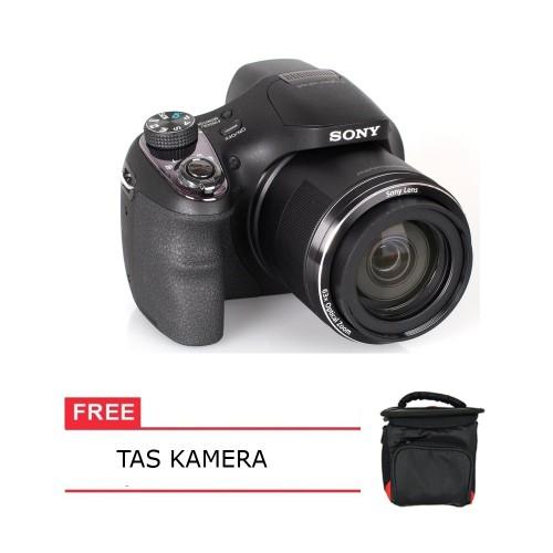Foto Produk Kamera Sony Cyber Shot DSC-H400 20.1 MP 63x Optical Free Tas Kamera dari Multi Elektronik Shop