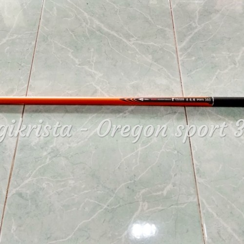 Foto Produk Joran Tegek Oregon Sport 360 Cm dari Sigi_Krista Shop