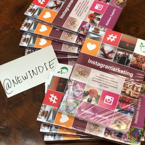 Foto Produk Buku Instagramarketing Matthew (Instagram Marketing) -Buku Instagram dari New Indie