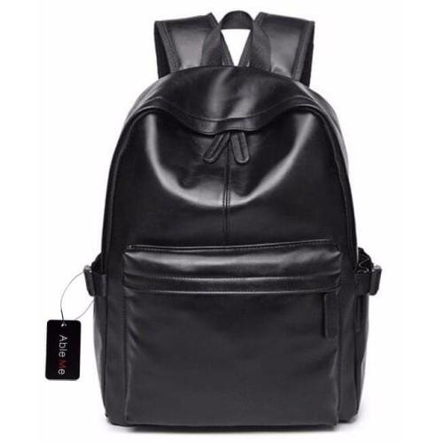 Foto Produk Tas Ransel Korea Kulit Wanita Tas Kuliah Tas Sekolah Backpack dari MsBean