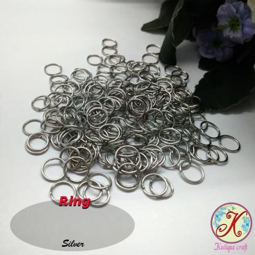 Foto Produk Ring Bahan kerajinan per pack dari Kutique Craft
