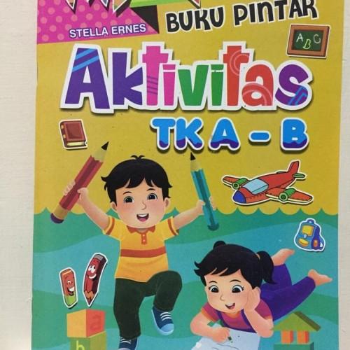 Foto Produk Buku Anak TK A-B dari Toko Buku dan Stationery