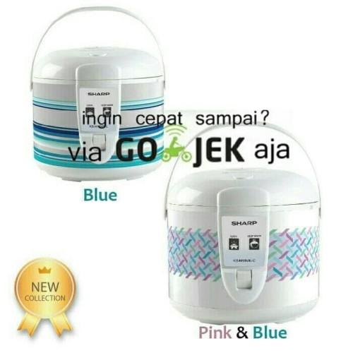 Foto Produk Rice Cooker Sharp KS N18ME dari PRIMA JAYA ELEKTRIK