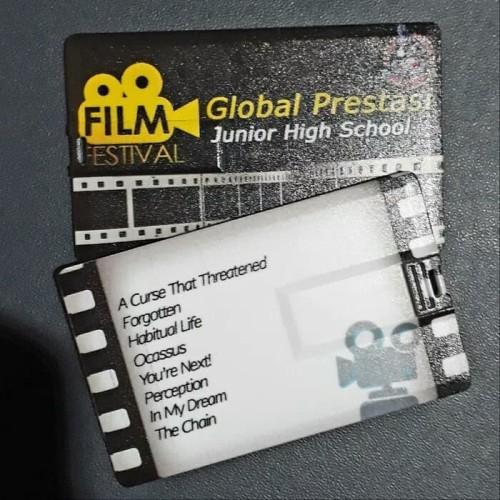 Foto Produk FLASHDISK KARTU /usb cards 4gb 8gb 16gb dari cahayasouvenir