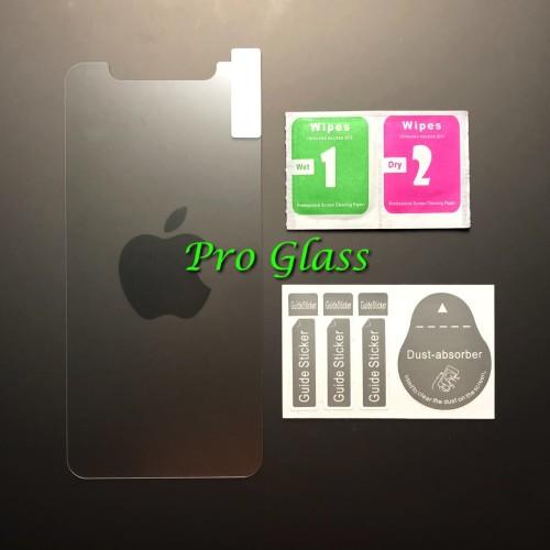 Foto Produk Iphone 11 Anti GLARE / DOFF / MATTE Anti Fingerprint Tempered Glass dari Pro Glass