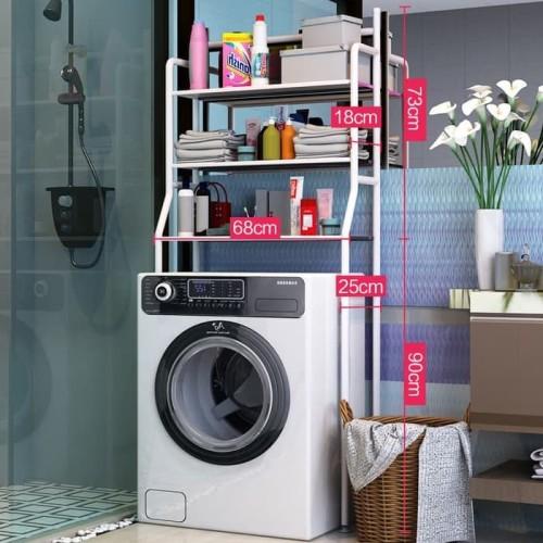 Foto Produk PX X95 Rak mesin cuci Organizer size 68X163CM dari nippon shop