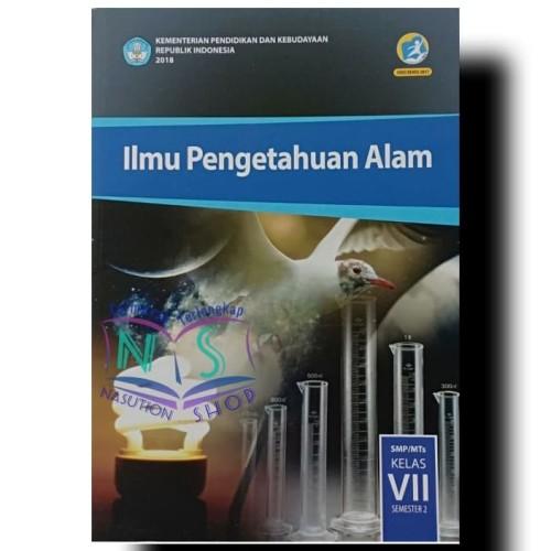 Foto Produk Buku IPA kls 7 smp/mts semester 2 kurikulum 2013 revisi 2017 dari nasution. shop