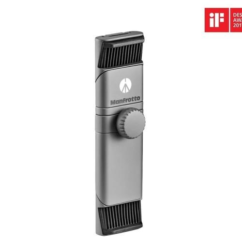 Foto Produk Manfrotto MTWISTGRIP Universal Smartphone Clamp - Twist Grip Clamp dari taskamera-id