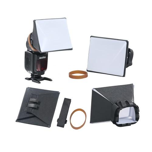 Foto Produk PIXCO Mini Diffuser Softbox (12.5cm x 10cm) dari Apajaboleh Store