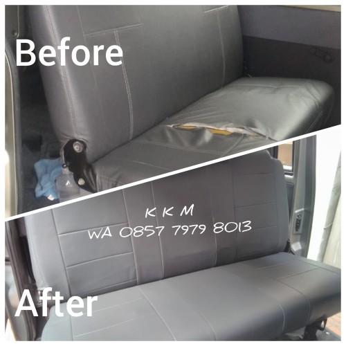 Foto Produk KKM Sarung Jok Mobil Daihatsu Grand Max Minibus Gratis Campur Warna dari Kawan Kita Motor