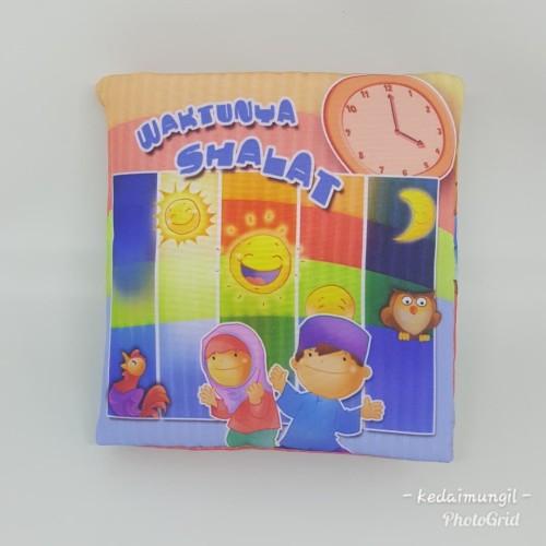 """Foto Produk Buku Bantal - """"Waktunya Shalat"""" dari Kedai Mungil"""