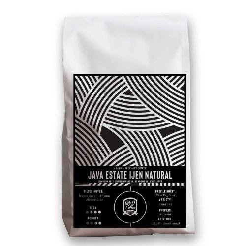 Foto Produk Kopi Arabika IJEN NATURAL 1kg   biji kopi single origin arabica dari Mr. O Coffee