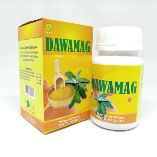 Foto Produk Dawamag Herbal Masalah Maag / Gangguan Lambung dari Alif Herbal