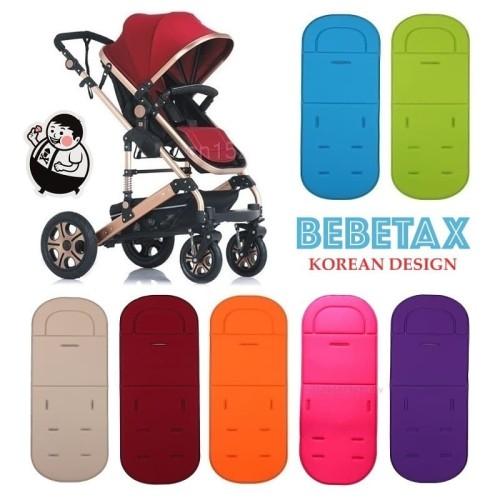 Foto Produk BEBETAX - Stroller Liner / Alas Bantalan Kereta Bayi dari Indostuff