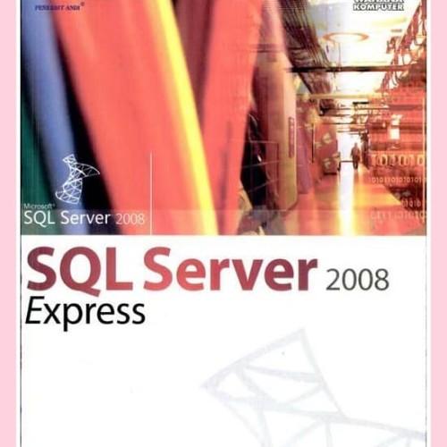 Foto Produk SQL Server 2008 Express dari ANANDA BOOKS