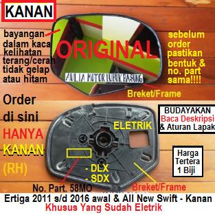Foto Produk kaca spion original ertiga tahun 2011 s/d 2015 dan all new swift kanan dari Aulia Motor Lubuk Basung