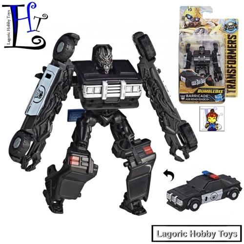 Foto Produk Transformers Barricade MV6 Speed Series Hasbro dari Lagoric Hobby Toys