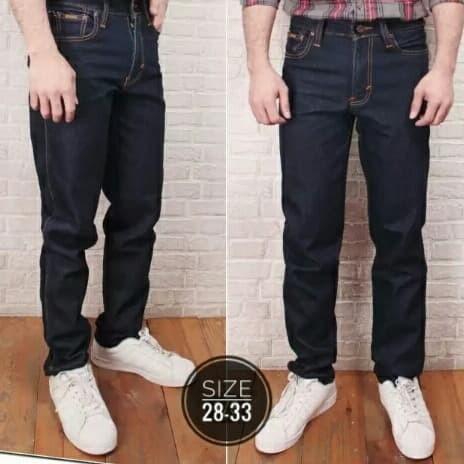 Foto Produk Celana Jeans Panjang / Celana Jeans Standar Pria - Hitam Garmen, 28 dari kayu shop