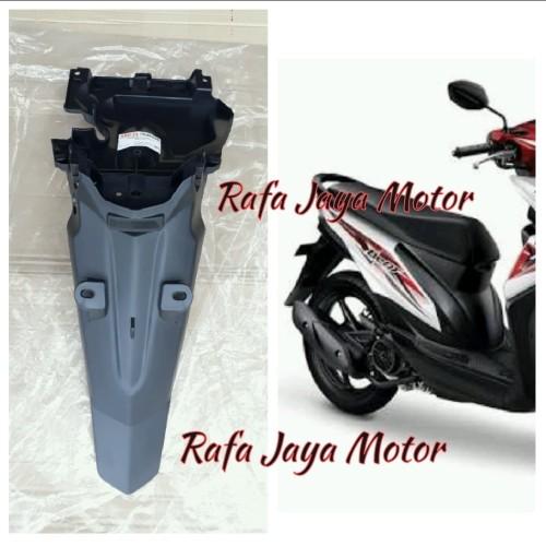 Foto Produk Spakbor Belakang Honda Beat Fi Lama 2013 - 2015 dari Rafa jaya motor