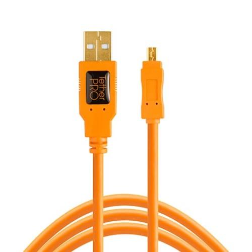 Foto Produk Tether Tools Pro USB 2.0 to Mini B 8 Pin dari taskamera-id