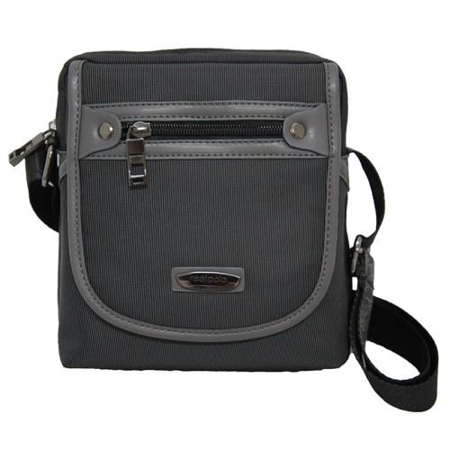 Foto Produk Real Polo Tas Selempang Trendy Tahan Air HHBB - Hitam dari Bag Solution