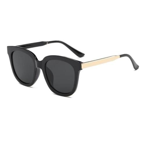 Foto Produk kacamata fashion wanita gagang emas retro sunglasses jgl078 dari Oila