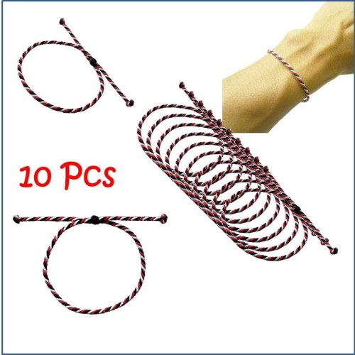 Foto Produk Paket 10 buah Gelang Tridatu Standar dari Bajaga Online