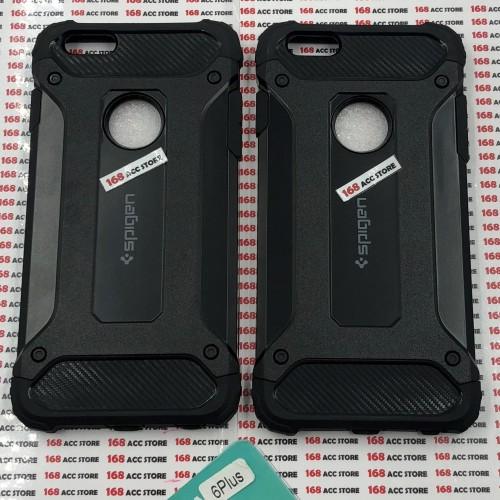 Foto Produk CASE SPIGEN IRON IPHONE 6 PLUS / 6S PLUS TOUGH ARMOR IRON RUGGED dari 168ACCSTORE
