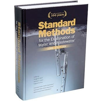Foto Produk APHA Standard Methods for The Examination of Water and Wastewater 23rd dari Putra Standards