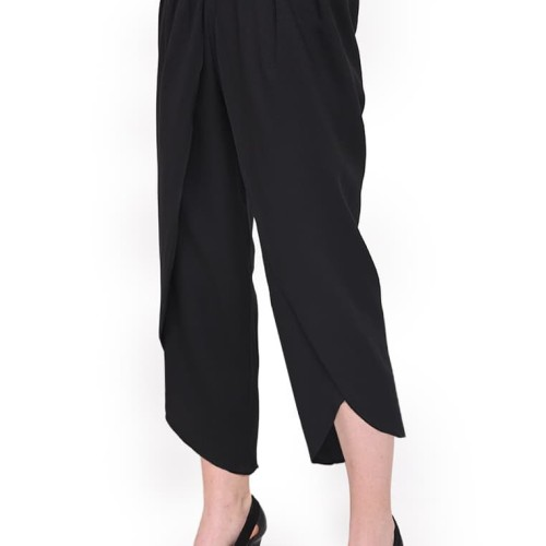 Foto Produk Cammomile Celana Wanita 031804037 - BLACK, M dari Cammomile FashionLine