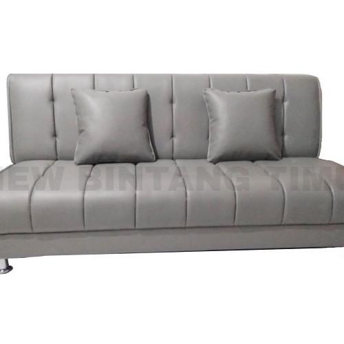 Foto Produk Sofa Bed Valencia - Grey dari New Bintang Timur