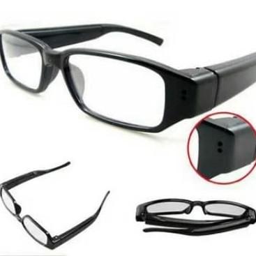 Foto Produk camera Spy Glasses 1080P HD Kamera Pengintai Model Kacamata - Hitam dari cpga acc
