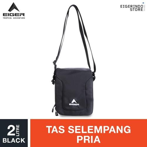 Foto Produk Eiger Transform Pouch Shoulder Bag 2L - Black dari Eigerindo Store