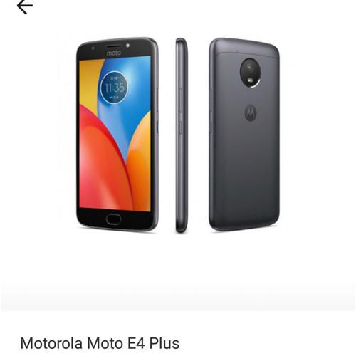 Foto Produk Motorola moto E4 plus dari ekocell _ semartpon