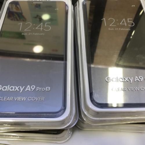 Foto Produk Samsung Clear View Cover ORI Samsung A9 Pro dari Indiepedia