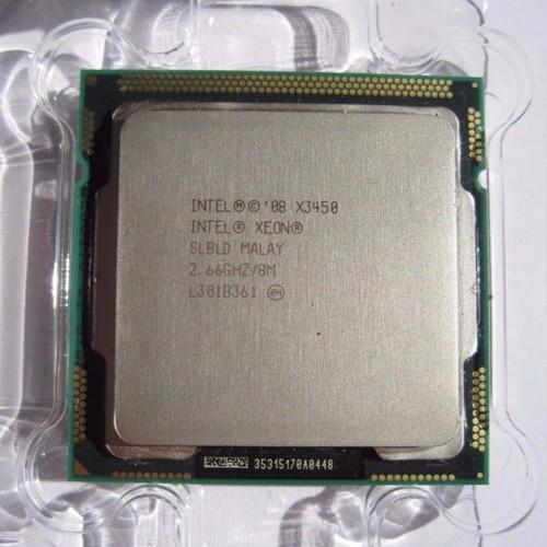 Foto Produk Prosesor Intel Xeon X3450 (setara i7-860, 870) 8M 2.66 GHz LGA 1156 dari LFM