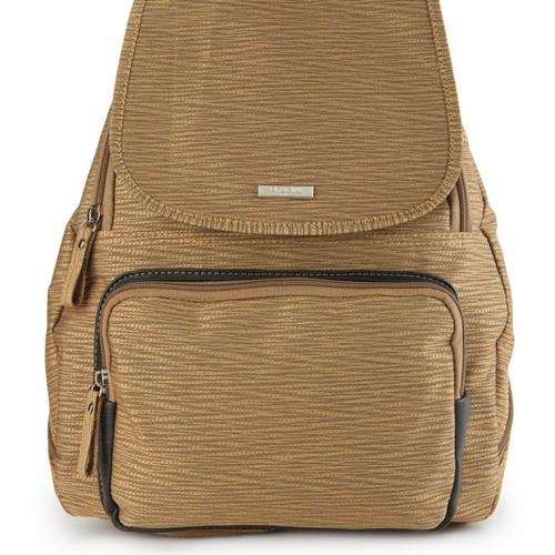 Foto Produk Tas Backpack wanita Bracini Ghita Beige dari bracini